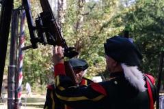 Schieten-Ton-maakt-geweer-schoon
