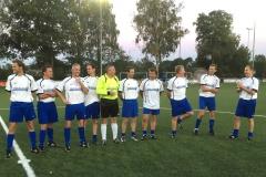 Dirk oud eerste team